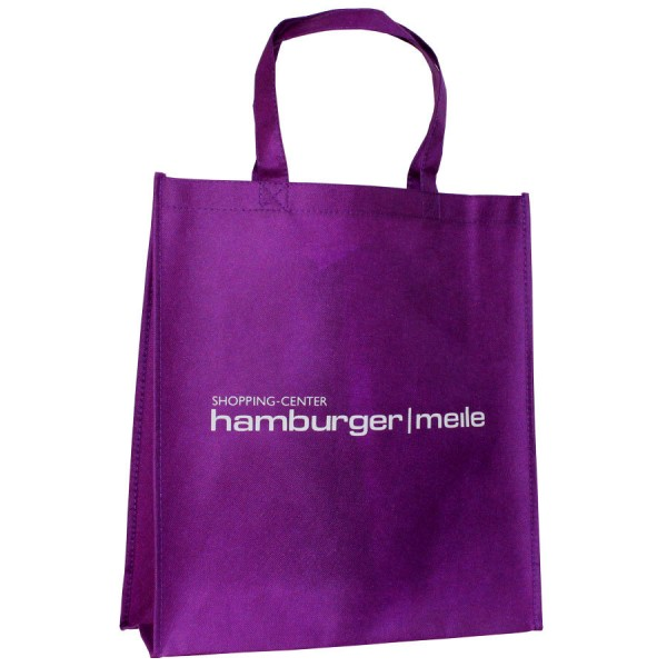 Non woven shopping bag / tote bag SHOPPING CENTER